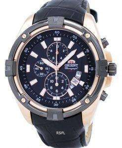 Orient Chronograph Quartz FTT0Y004B0 Men's Watch