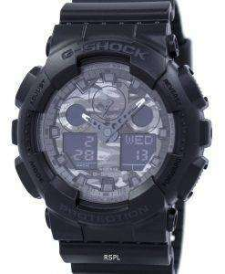 Casio Camouflage Series Analog Digital GA-100CF-1A Mens Watch