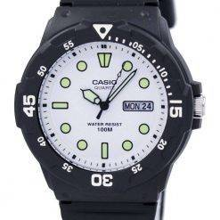 Casio Quartz Analog Black Dial MRW-200H-7EVDF MRW-200H-7EV Mens Watch