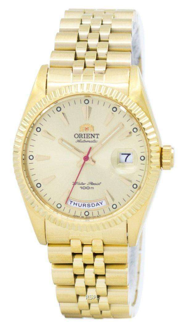 Orient Oyster Automatic SEV0J004GH Men's Watch