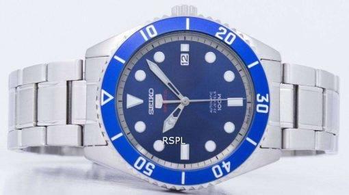Seiko 5 Sports Automatic Japan Made SRPB89 SRPB89J1 SRPB89J Men's Watch