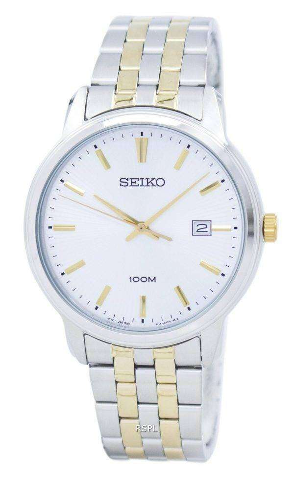 Seiko Neo Classic Quartz SUR263 SUR263P1 SUR263P Men's Watch