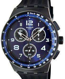 Swatch Originals Chrono Plastic Nitespeed Quartz SUSB402 Men's Watch