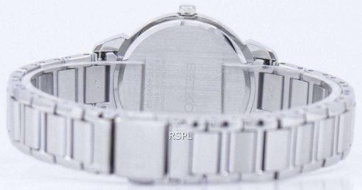Seiko Solar Diamond Accent SUT327 SUT327P1 SUT327P Women's Watch