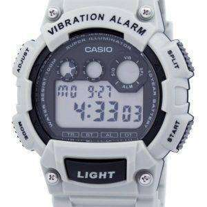 Casio Digital Vibration Illuminator W-735H-8A2VDF W-735H-8A2V Mens Watch
