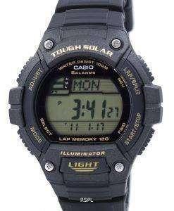 Casio Youth Digital Tough Solar 5 Alarms W-S220-9AVDF Mens Watch