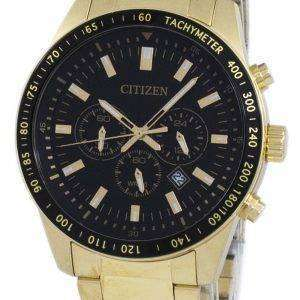 Citizen Chronograph Tachymeter Quartz AN8072-58E Men's Watch