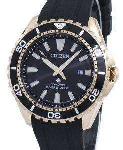 Citizen Promaster Marine Eco-Drive Analog BN0193-17E Men's Watch