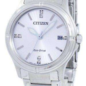 Citizen Eco-Drive Diamond Accent FE6050-55A Women's Watch