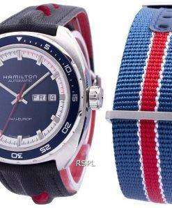 Hamilton American Classic Pan Europ Automatic H35405741 Men's Watch