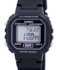 Casio Youth Illuminator Chrono Alarm Digital LA-20WH-1B LA20WH-1B Women's Watch