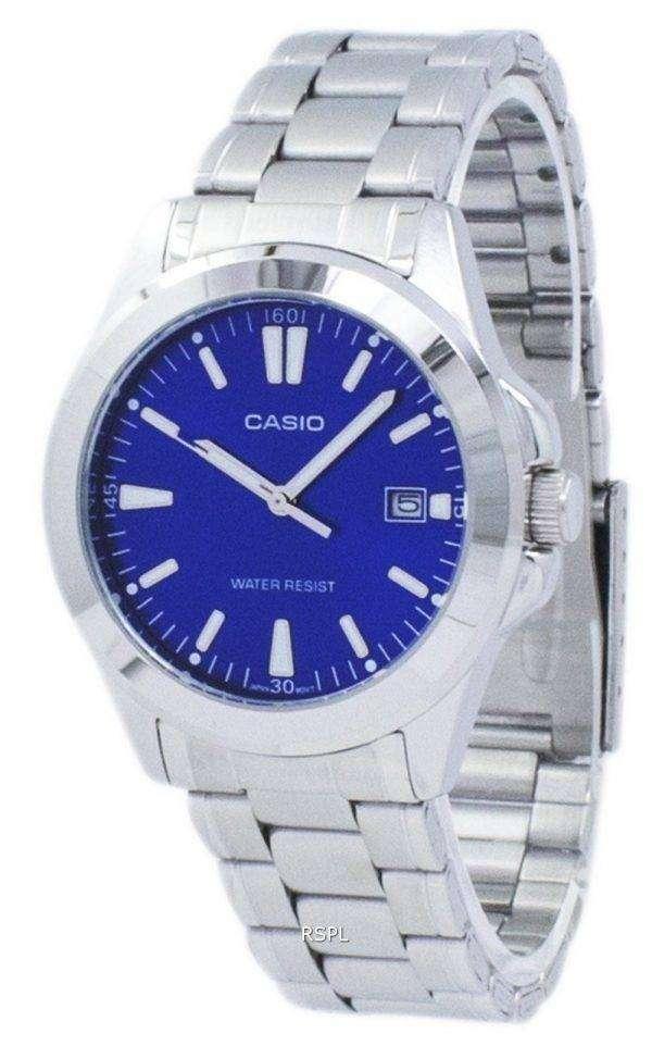 Casio Analog Quartz MTP-1215A-2A2 MTP1215A-2A2 Men's Watch