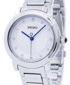 Seiko Discover More Quartz Diamond Accent SRZ479 SRZ479P1 SRZ479P Women's Watch