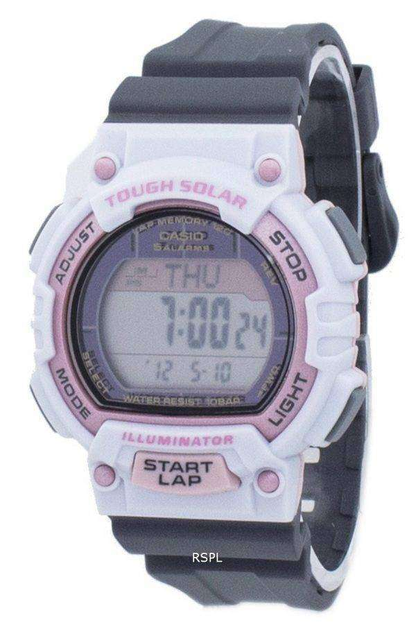Casio Youth Illuminator Tough Solar Lap Memory STL-S300H-4A STLS300H-4A Women's Watch