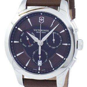Victorinox Alliance Swiss Army Chronograph Quartz 241749 Men's Watch