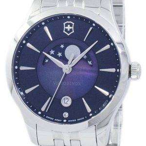 Victorinox Alliance Small Swiss Army Moon Quartz 241752 Women's Watch