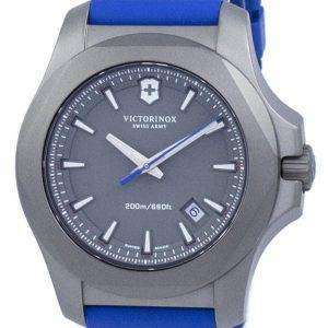 Victorinox I.N.O.X. Titanium Swiss Army Quartz 200M 241759 Men's Watch