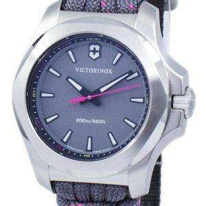 Victorinox I.N.O.X. V Swiss Army Quartz 200M 241771 Women's Watch