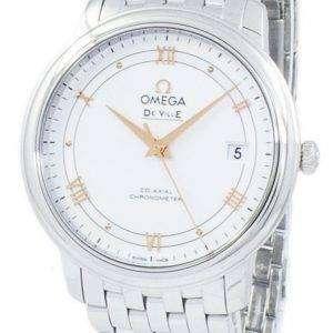 Omega De Ville Prestige Co-Axial Chronometer Automatic 424.10.37.20.02.002 Men's Watch
