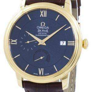 Omega De Ville Prestige Co-Axial Chronometer Automatic 424.53.40.21.03.001 Men's Watch