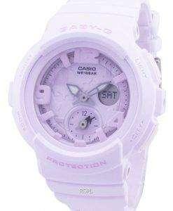 Casio Baby-G World Time Analog Digital BGA-190BC-4B BGA190BC4B Women's Watch