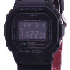 Casio Illuminator G-Shock Chrono Digital DW-5600HR-1 DW5600HR-1 Men's Watch
