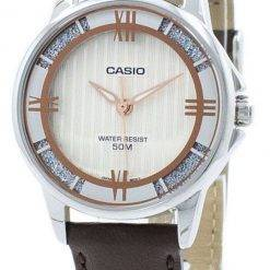 Casio Enticer Analog Quartz LTP-1391L-5AV LTP1391L-5AV Women's Watch