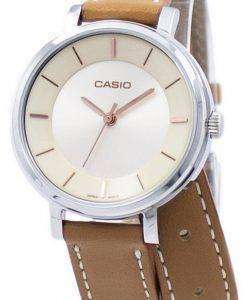 Casio Analog Quartz Double Loop LTP-E143DBL-5A LTPE143DBL-5A Women's Watch