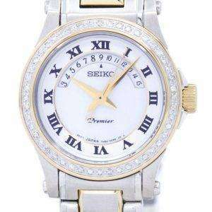 Seiko Premier Diamond SXD774P1 SXD774 Women's Watch