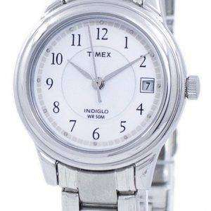 Timex Classic Indiglo Quartz T29271 Women's Watch