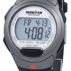 Timex Sports Ironman Triathlon 10 Lap Indiglo Digital T5K607 Men's Watch