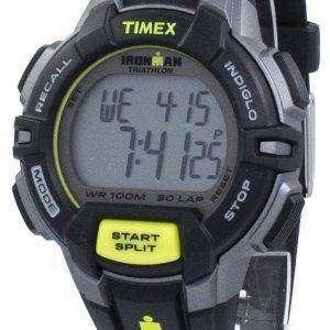 Timex Sports Ironman Triathlon Rugged 30 Lap Indiglo Digital T5K790 Men's Watch