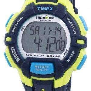 Timex Sports Ironman Triathlon Rugged 30 Lap Indiglo Digital T5K814 Men's Watch