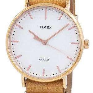 Timex Weekender Fairfield Indiglo Quartz TW2P91200 Unisex Watch