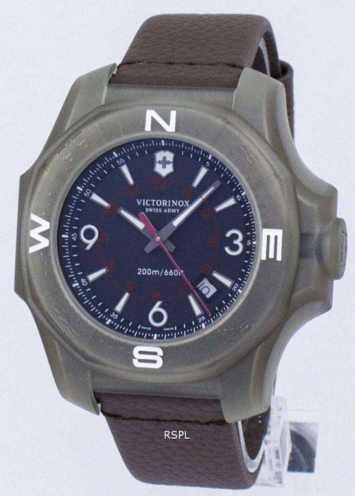 Victorinox I.N.O.X. Titanium Swiss Army Quartz 200M 241778 Men's Watch