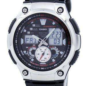 Casio Analog Digital Youth Series Illuminator AQ-190W-1AVDF AQ-190W-1AV Mens Watch