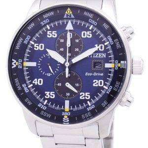 Citizen Aviator Eco-Drive Chronograph CA0690-88L Men's Watch