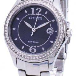 Citizen Eco-Drive Diamond Accent FE1140-86L Women's Watch