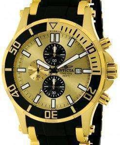 Invicta Sea Spider Chronograph Quartz 200M 1478 Men's Watch