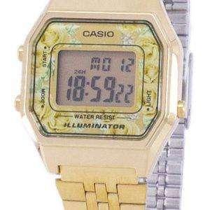 Casio Vintage Youth Illuminator Digital LA680WGA-9C Women's Watch