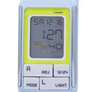 Casio Digital Quartz Dual Time Alarm LDF-51-2ADR LDF-51-2A Unisex Watch