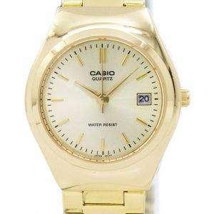 Casio Analog Gold Tone LTP-1170N-9ARDF LTP-1170N-9AR Womens Watch
