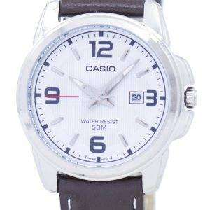 Casio Enticer Analog Quartz LTP-1314L-7AVDF LTP-1314L-7AV Womens Watch