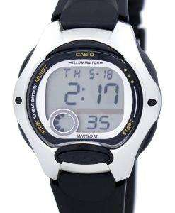 Casio Digital Sports Illuminator LW-200-1AVDF Womens Watch