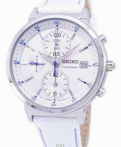 Seiko Chronograph Quartz SNDV29 SNDV29P1 SNDV29P Women's Watch