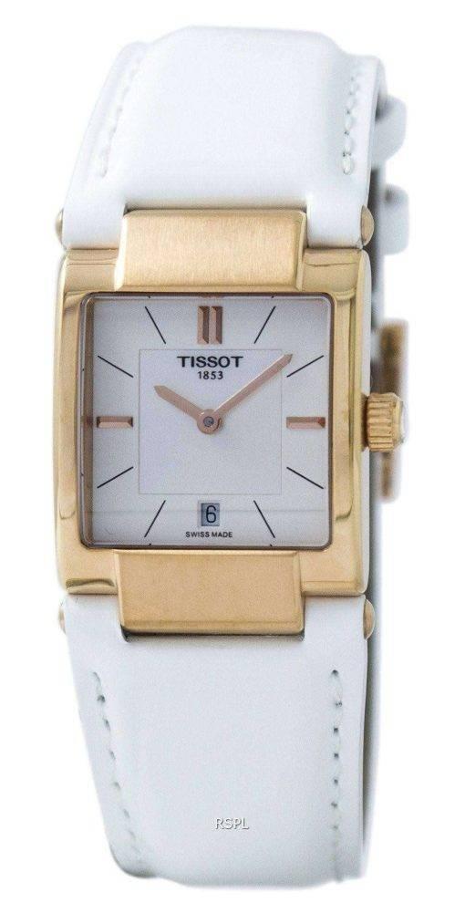 Tissot T-Lady T02 Quartz T090.310.36.111.00 T0903103611100 Women's Watch