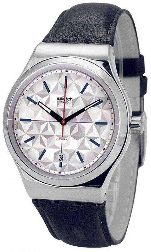 Swatch Irony Sistem Puzzle Automatic YIS408 Men's Watch