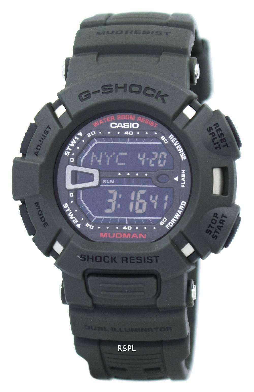 Casio G-Shock Mudman G-9000-3V G-9000-3 Mens Watch 0be083560