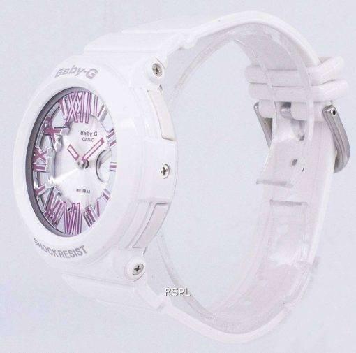 Casio Baby-G Neon Illuminator BGA-160-7B2DR Womens Watch