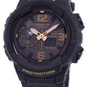 Casio Baby-G Analog Digital World Time BGA-230-1B BGA230-1B Women's Watch